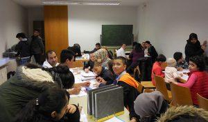 Sprachförderung für Flüchtlinge in Eberbach