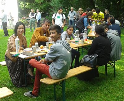 Cafe International Bad Honnef