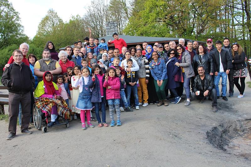 Flüchtlingshilfe Bensheim