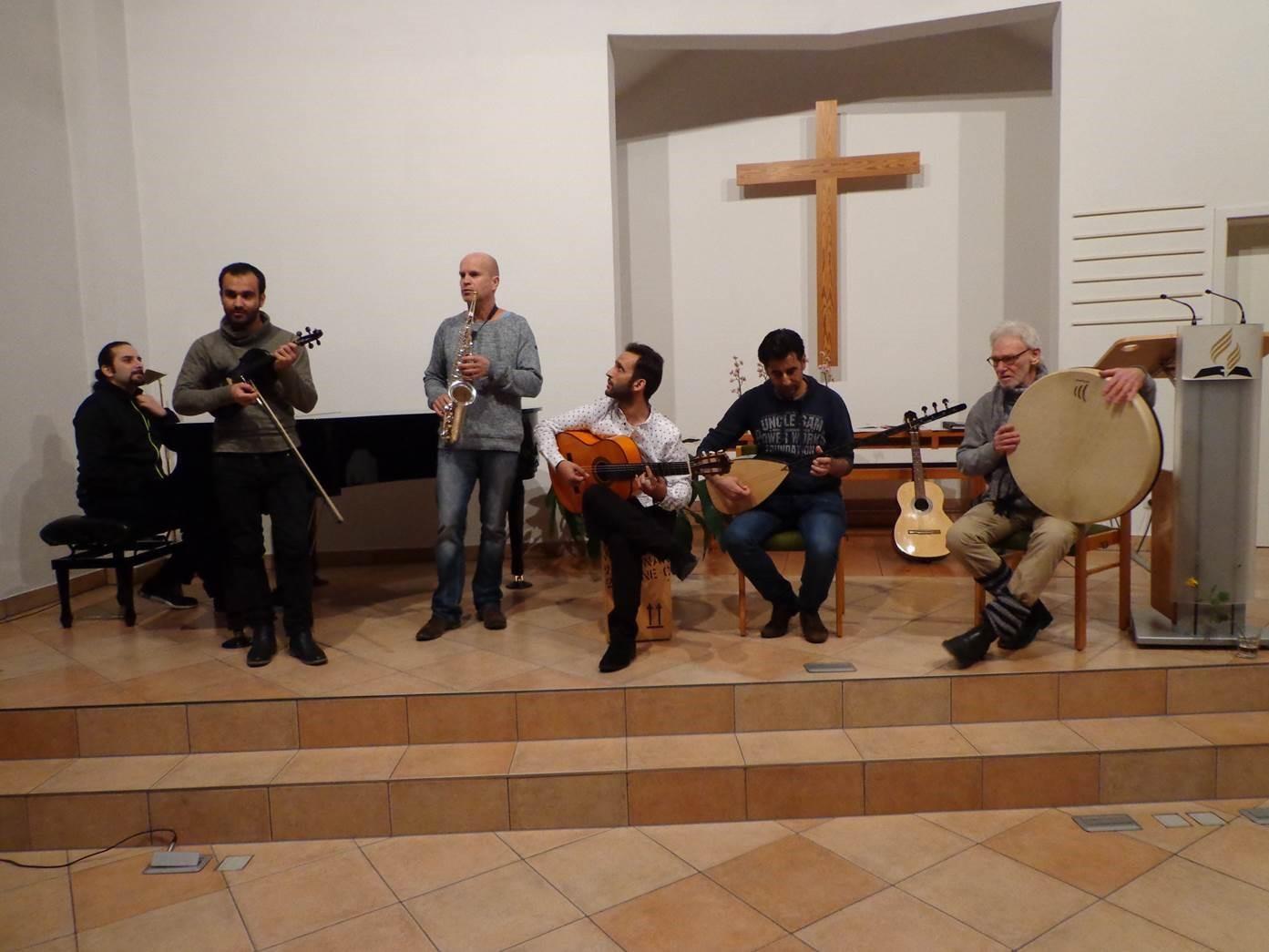 Musik gegen Rassismus in Lüneburg